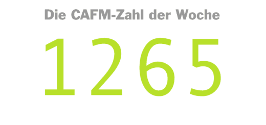 Die CAFM-Zahl der Woche ist die 1265 – für die INS 1265, ein hoffnungsvolles Projekt zur Erstellung einer nationalen BIM-Bibliothek
