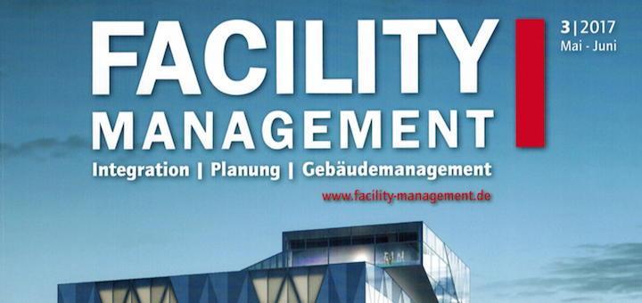 FM-Cloud-Piloten, die rechtssichere Aufzugreinigung und drei Seiten CAFM-Splitter sind unter anderem Thema in der aktuellen Ausgabe des Fachmagazins Facility Management