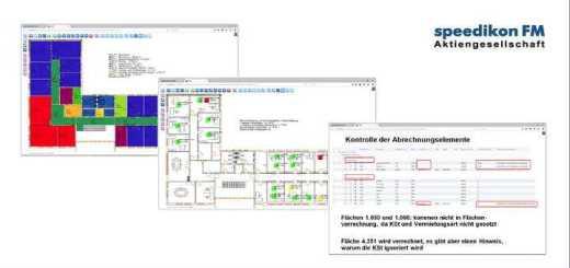 Das Update auf Speedikon C 3.5 bringt zahlriche Neuerungen, darunter eine Funktion, mit der sich Bilder zu Lageplänen umfunktionieren lassen