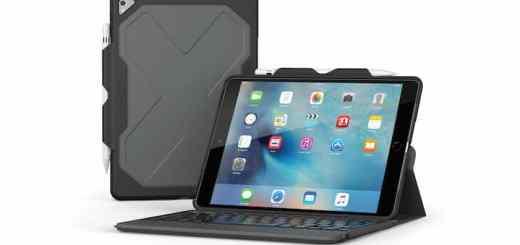 Das neue Zagg Rugged Messenger macht aus dem iPad Pro 10.5 ein robustes Notebook