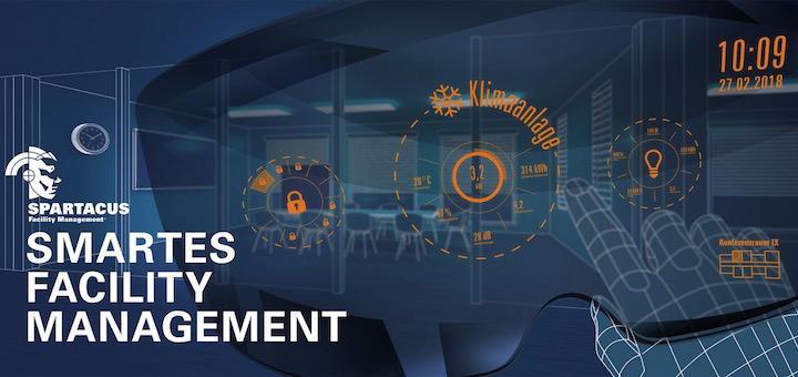 Klima, Wärme, Sicherheit: N+P präsentiert auf der INservFM 2018 die erweiterte Integration des IoT in CAFM-Software