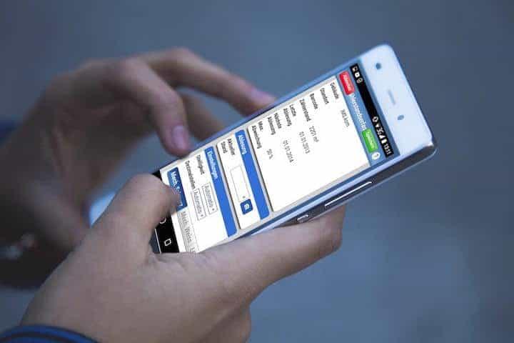 IMS hat seine Apps – hier die App Energy – zum Teil umfangreich überarbeitet