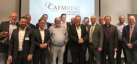 Weitgehend entspannt: Der CAFM-Ring blickt auf ein erfolg- und ereignisreiches Jahr zurück