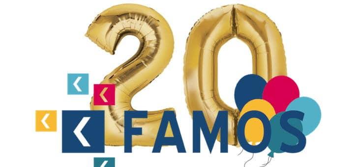 Es ist... – FAMOS: Ihr 20-jähriges Jubiläum feiert die CAFM-Software von Keßler Real Estate Solutions in diesem Jahr