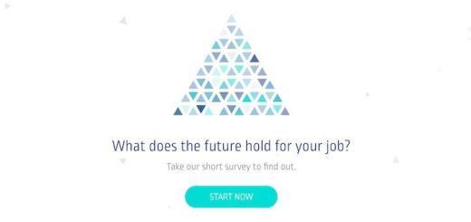 Wie sicher ist der eigene Job angesichts zunehmender Digitalisierung? Eine OECD-Umfrage will es beantowrten