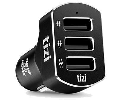 tizi Turbolader 3x: Aus Alu gefräst und sehr solide
