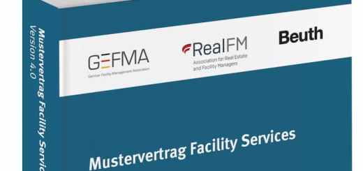 mustervertrag facility services