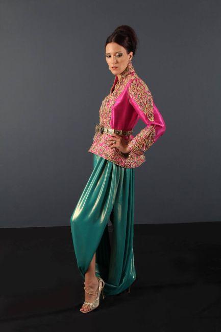 tenue marocaine traditionnelle