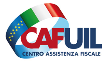 CAF UIL nazionale logo