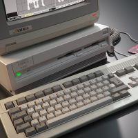 Nostalgie et ordinateurs des 80's