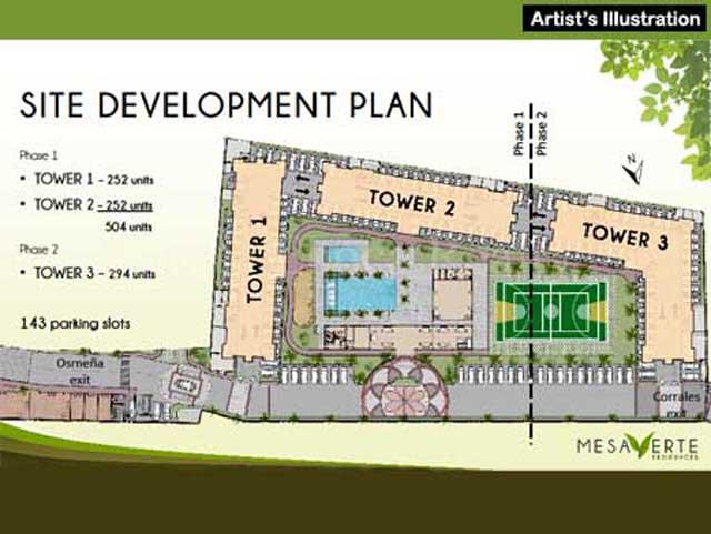 MesaVerte Residences condominium condo units CDO City Phils