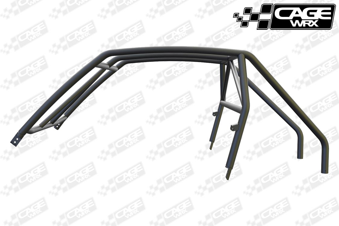 Polaris RZR 900 & RZR S 1000 Super Shorty Roll Cage Kit