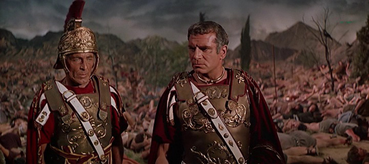 Image result for crassus laurence olivier