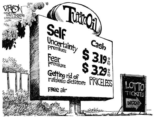 (Cartoon courtesy - cagle.com; Cartoon by John Darkow, The Columbia Daily Tribune, Missouri.).