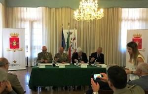 Firmato  il Protocollo  d'Intesa tra Esercito, Università e Ospedale