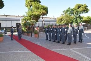 Guardia di Finanza: visita del Comandante Generale presso il Comando Regionale Sardegna