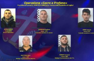 """Sardegna: Operazione """"Sacro e Profano"""", scoperto maxi traffico di droga"""