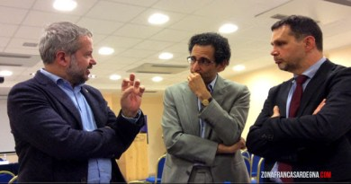 Giuristi del Movimento Sardegna Zona Franca dialogano con gli economisti della Lega (video)