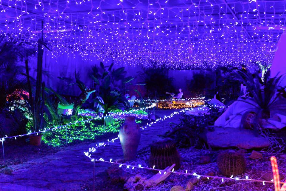 A Dolianova atmosfere magiche con il Christmas Garden