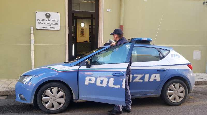 polizia-quartucciumaltrattamenti-