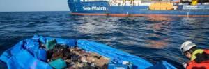 Sea Watch. Nessuno scende e nessuno sale