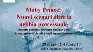"""Incontro-dibattito al Municipio di Cagliari – """"Moby Prince, nuovi scenari oltre la nebbia processuale"""""""