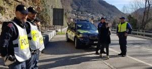 Iniziato il servizio delle pattuglie italo-svizzere alla frontiera Como–Ponte Chiasso
