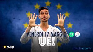 Lorenzino D'Angelo lancia UE! e ci spiega l'Unione Europea (video)