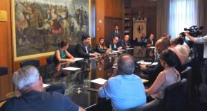 Energia e Industria: il Presidente Solinas decide un nuovo metodo di confronto con le parti sociali
