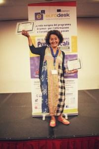 Punto Locale di Gavoi – Associazione Malik con Sportello in Spalla vincono agli European Eurodesk Awards