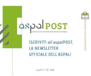 Nasce aspalPOST la newsletter ufficiale dell'Aspal: cercare lavoro sarà più facile