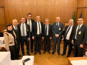 Insularità, la Commissione speciale ha incontrato a Roma il presidente della Commissione Affari costituzionali di Palazzo Madama