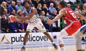 La Dinamo Banco di Sardegna vince in casa contro Grissin Bon Reggio Emilia