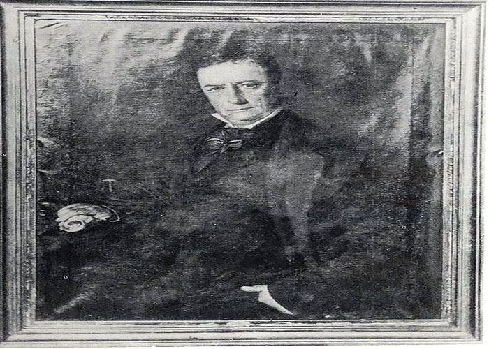 Portrait of William Edward Petty Hartnell.