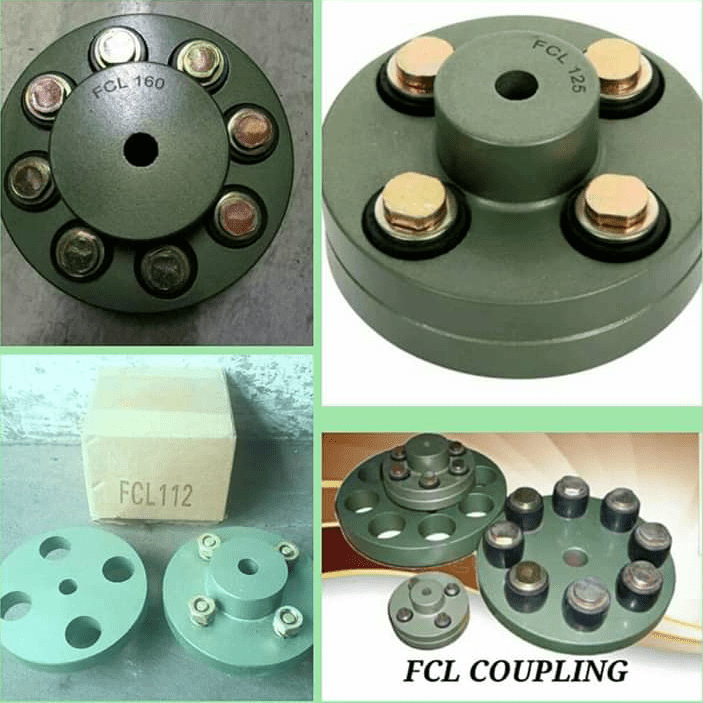 Fleksible Coupling (FCL)