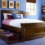 Tempat Tidur Anak Minimalis Jati