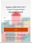 Cara Login di Aplikasi SDM PKH Kemensos