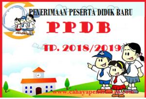 Juklak Juknis PPDB 2018 2019