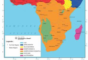 Dinamika Penduduk Afrika