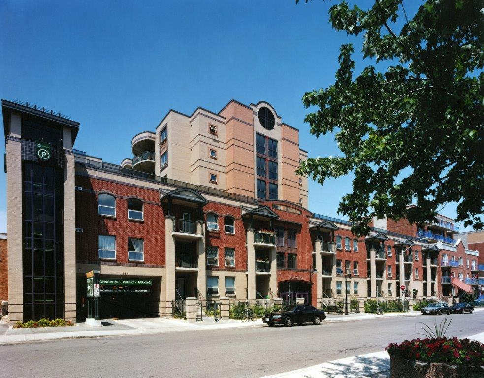 Image of Clarence Street Housing and Parking Co-Location.