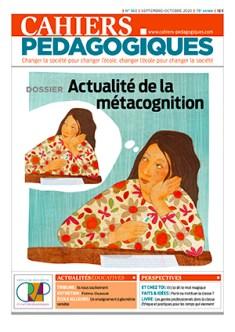 N°563, Actualités de la métacognition