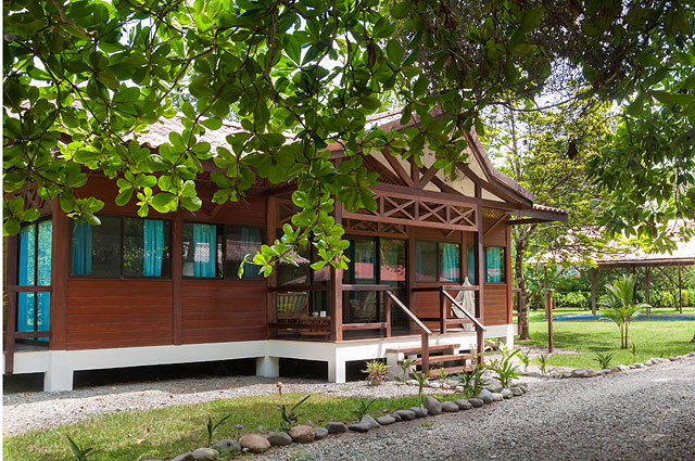 Kenaki Lodge Bungalows en Cahuita