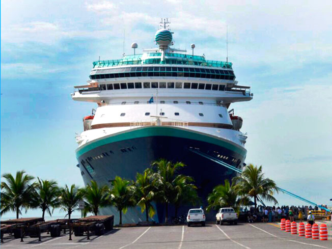 Cruiseship Tours Limon, Costa Rica