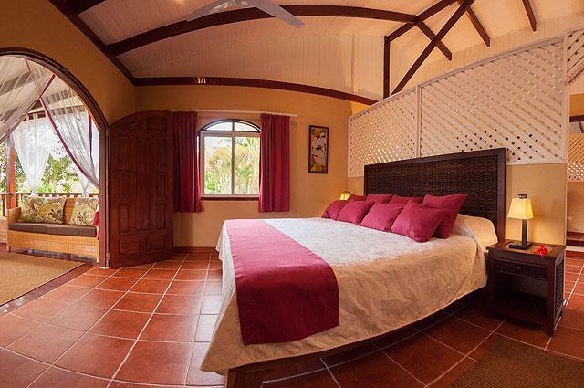 Hotel El Encanto en Cahuita