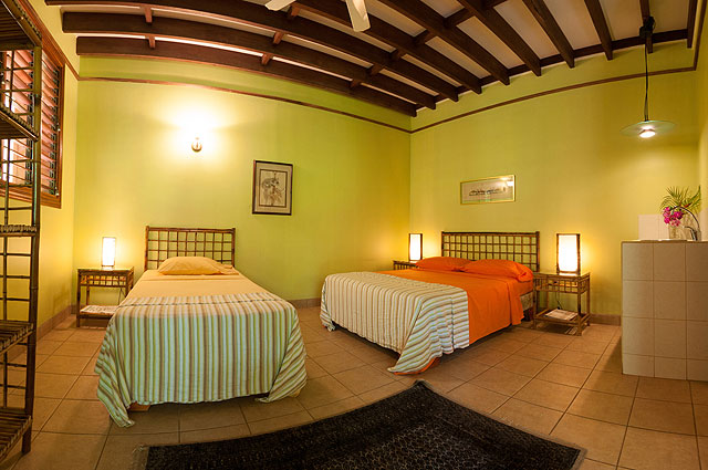Playa Negra Guesthouse en Cahuita