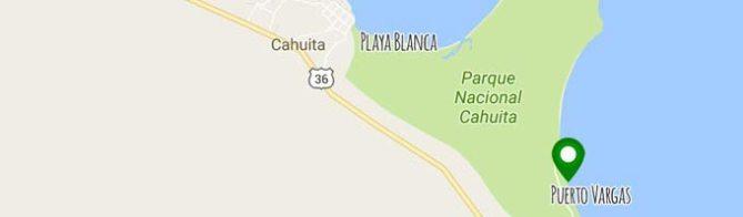 Puerto Vargas Cahuita