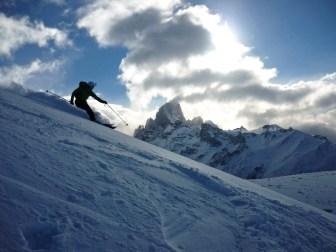 immagine sci alpinismo
