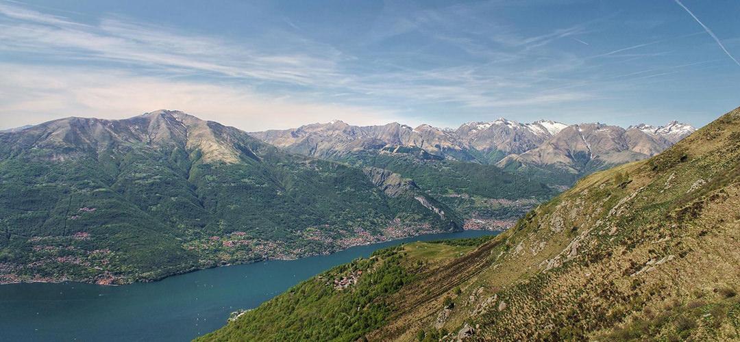 23 aprile 2017 Anello del Monte Muggio e Croce di Muggio (Valsassina)