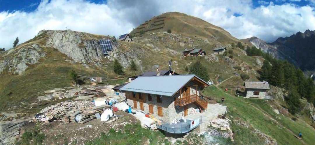 26 settembre 2018 · Rifugio Bertone – Testa Bernarda (Courmayeur)