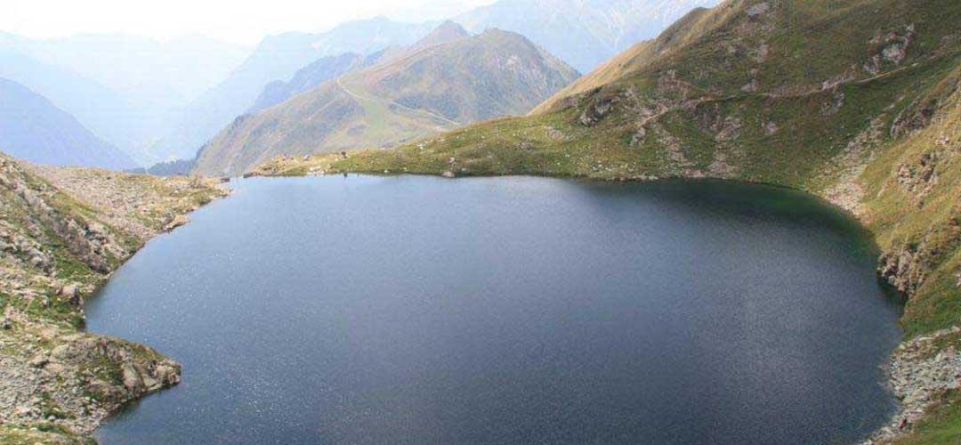 24 ottobre 2018 · Cima Montebello, lago Moro, lago delle Foppe e lago delle Trote (Foppolo)